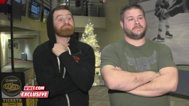 Are Kevin Owens and Sami Zayn prepared to leave WWE?: WWE.com Exclusive, Dec. 17, 2017