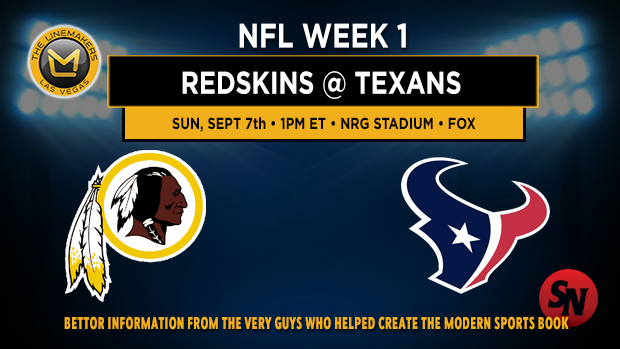 Washington Redskins at Houston Texans