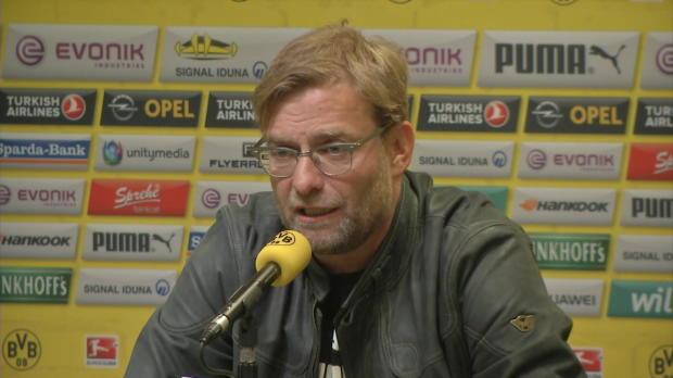 """Klopp: Europa-League-Quali? """"Bedeutet Alles!"""""""