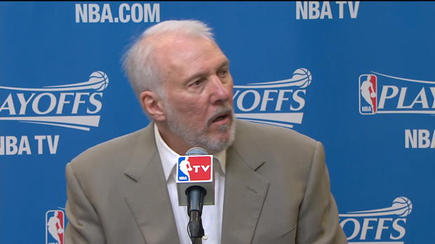 Spurs on Game 4 Loss