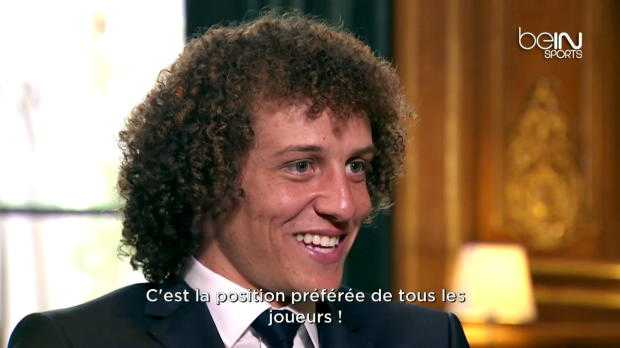 David Luiz, l'interview exclusive