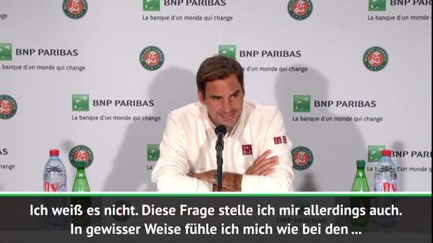 French Open: So sieht Federer seine Titel-Chance
