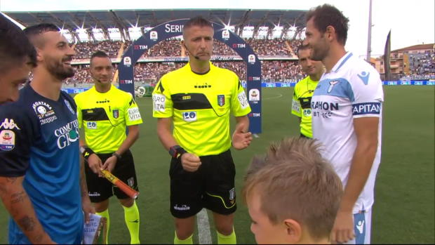 Serie A: Empoli - Lazio | DAZN Highlights