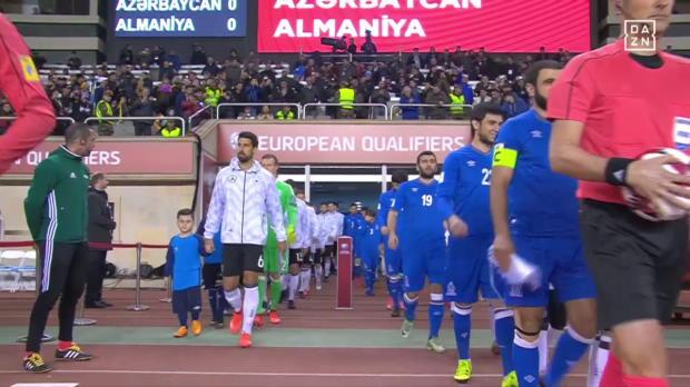 Aserbaidschan - Deutschland