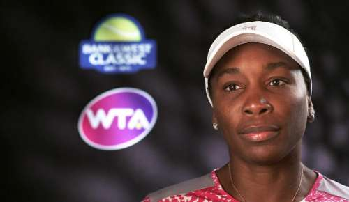 V.Williams Interview: WTA Stanford SF