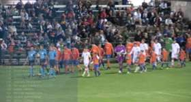 Brisbane Roar have claimed the Heritage Shield at Lions Stadium in their first pre-season match following a 2-0 victory over Brisbane Premier League side Queensland Lions FC on Tuesday night.
