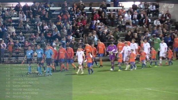 Heritage Shield Highlights: Lions FC vs Roar