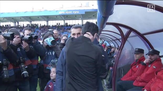 Eibar - FC Barcelona