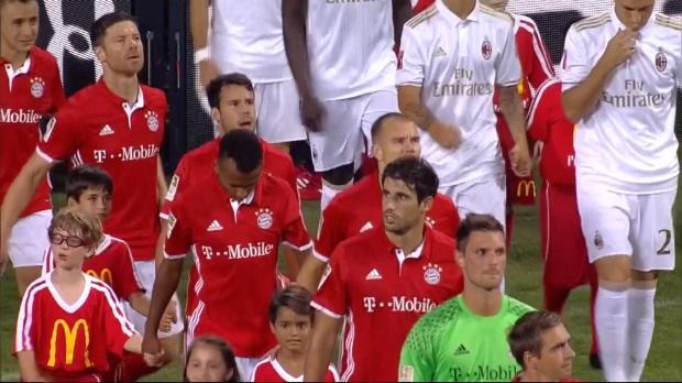 ICC: Ribery-Gala bei Bayern-Niederlage