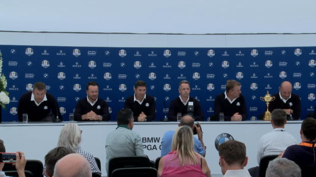 'Five is the right number' - Bjorn confident in Ryder Cup vice-captains