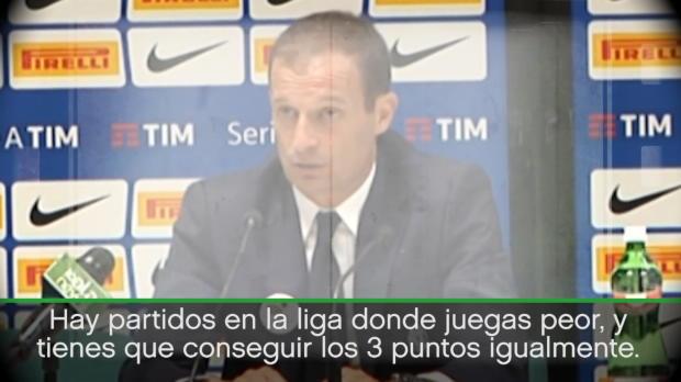 Cómo ha ganado el título la Juventus