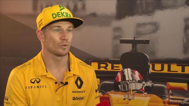 """F1: Hülkenberg über Monaco: """"Geniale Strecke"""""""
