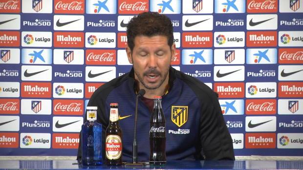 """Simeone: """"Sevilla kann um Titel mitspielen"""""""