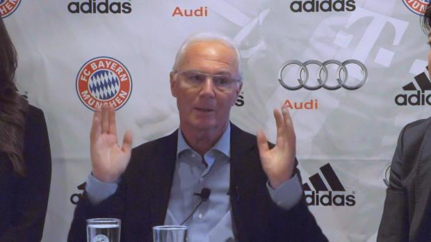 """Beckenbauer: """"Klopp sicher nicht zu Bayern"""""""