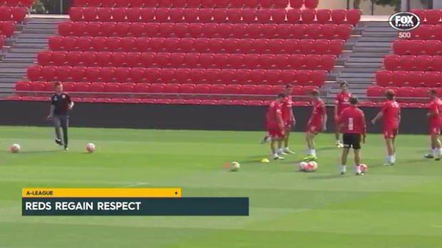 Charging Reds gaining respect: Djite