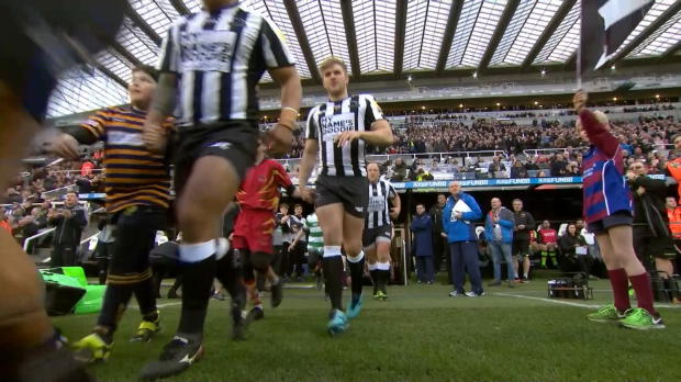 Aviva Premiership : Aviva Premiership - Match Highlights - Newcastle v Northampton