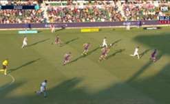 Glory and City played out a nine-goal thriller in a Hyundai A-League classic at nib Stadium on Sunday night.