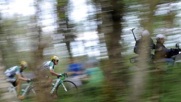 La Vuelta: Etapa 7 - Froome flaquea en la primera etapa de monta�a