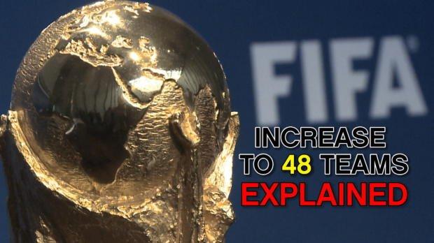 48-team tournament explained