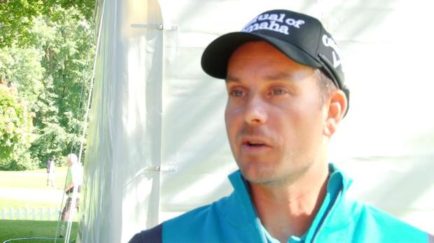 """Golf: Stenson: """"Tiger Woods muss sich durchbeißen"""""""