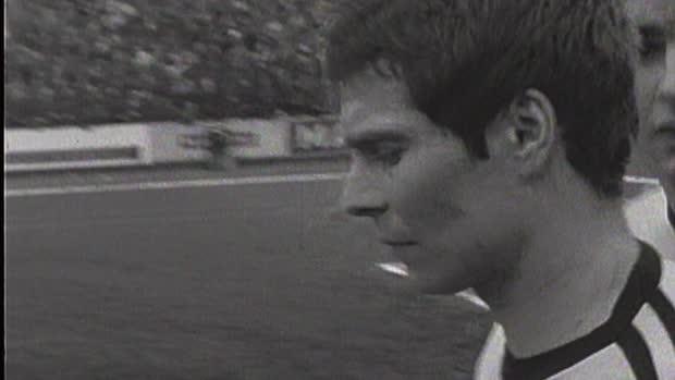 Die Bundesliga-Legende Rudi Assauer