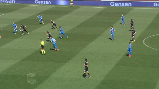 Serie A Round 36: Empoli 0-0 Bologna