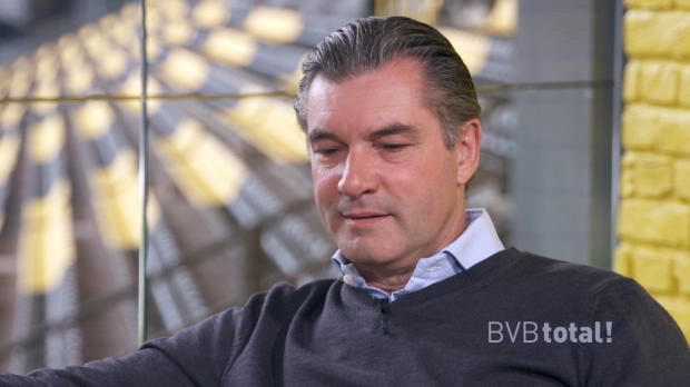 Zorc über die Festnahme des BVB-Attentäters