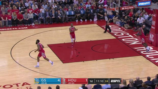 WSC: Kevin Durant (26 points) Highlights vs. Houston Rockets