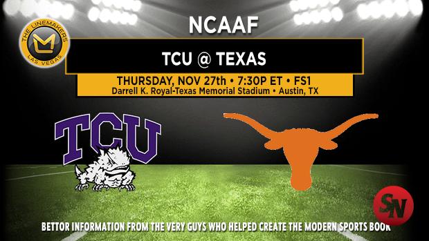 TCU @ Texas