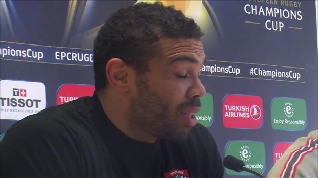 Toulon - Habana - 'Peut-être mon dernier match de Coupe d'Europe'