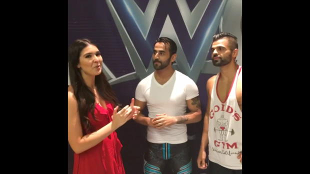 Brother vs. Brother? Harv and Gurv Sihra talk CWC