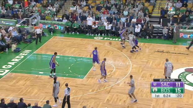 GAME RECAP: Celtics 97, Kings 92