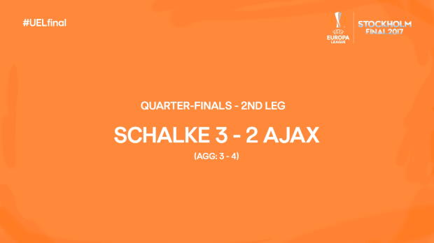 Road to the Final: Ajax