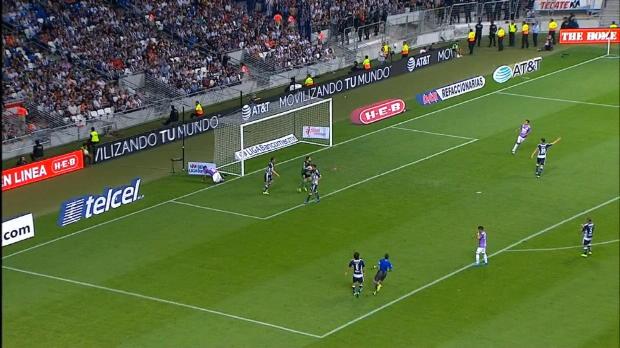 Liga MX: Ayovi's Hammer-Tor für Monterrey