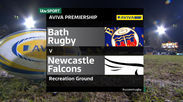 Aviva Premiership - Bath v Falcons