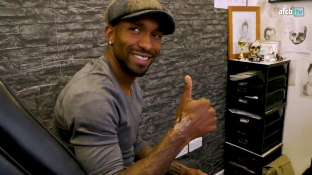Defoe: Tattoo in Andenken an Bradley Lowery