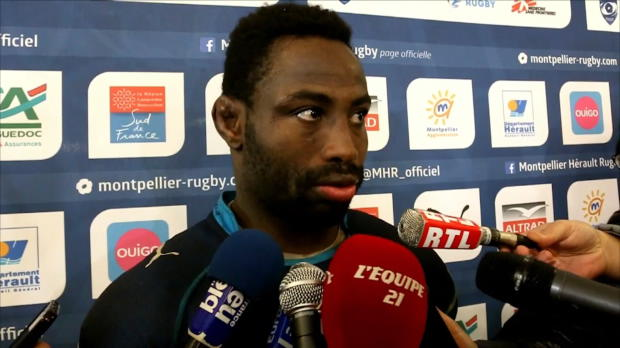 Top 14 - 15e j. : Ouedraogo : ''Beaucoup de pression''