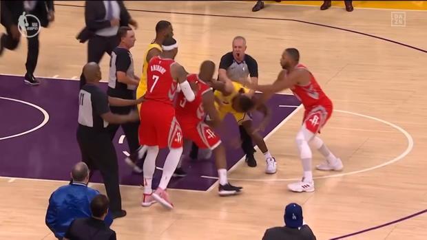NBA-Schlägerei: 3 Spieler fliegen raus