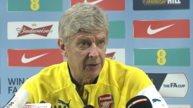 Wenger: Arsenal platzt vor Selbstvertrauen