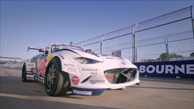 F1: Ricciardos Drift-Spaß in Melbourne