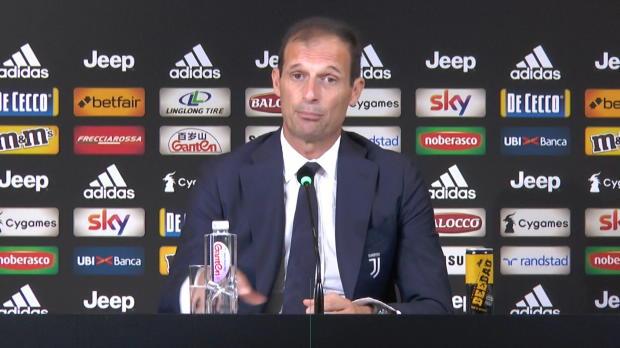 """Allegri: """"Siegen nur mit Ronaldo, wenn ..."""""""