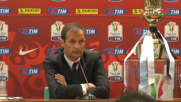 Coppa Italia: Juve will Titel zwei von drei