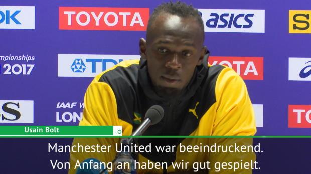 "Bolt zum United-Erfolg: ""Meinen Tag gerettet"""
