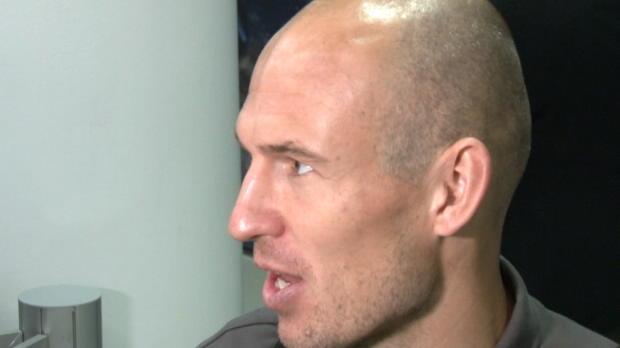 """Robben zu 100. CL-Spiel: """"Etwas Besonderes"""""""