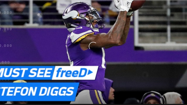 freeD: Top Plays Divisional Weekend