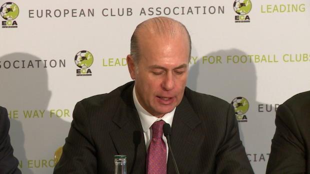 FIFA-Wahl: ECA-Vize plädiert für Infantino