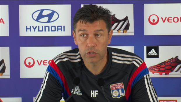 OL - Fournier : 'Gourcuff s'est beaucoup investi pour revenir'