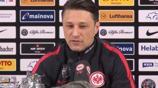 Kovac: Eintracht wird Klasse halten, weil ...
