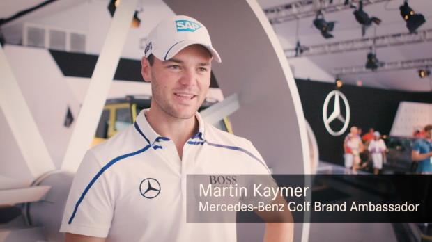 PGA Championship 2016: Martin Kaymer Mini Golf