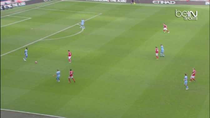 FA Cup : Manchester City 0-2 Middlesbrough